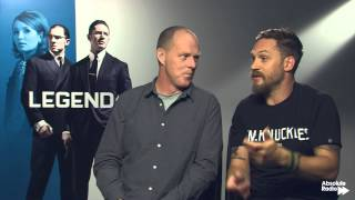 Tom Hardy talks Dubsmash, why, how, when he did it (with clips)