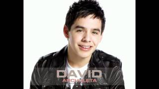 Watch David Archuleta Every Word You Said video