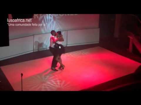 3º Par Vencedor Concurso Internacional Kizomba Africa A Dançar 2013 video