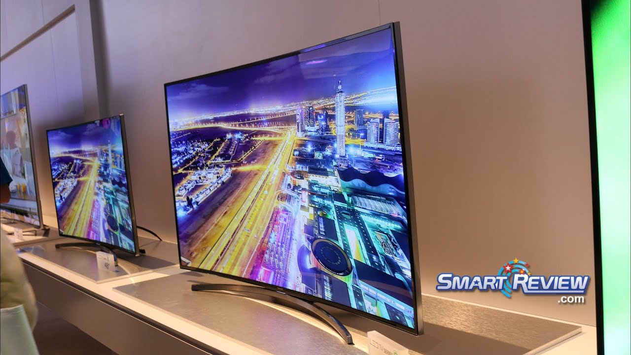 Ces 2014 Samsung H8000 Series Full Hd Curved Led Tv