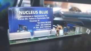 Nucleus Blue Pc Shop | Assistenza Pc Centro Vicenza