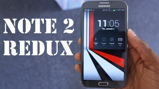 Samsung Galaxy Note 2_ Revisited!