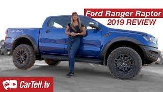2019 Ford Ranger Raptor Review | Australia