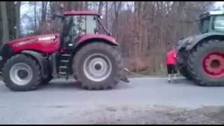Fendt vs. CASE Schlepperziehen ||| Fendt 936 vs. CASE IH Magnum 340