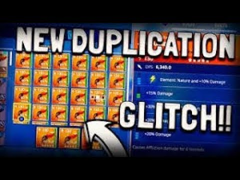 I Just Found A NEW Working Duplication GLITCH in Fortnite Save The World 2019
