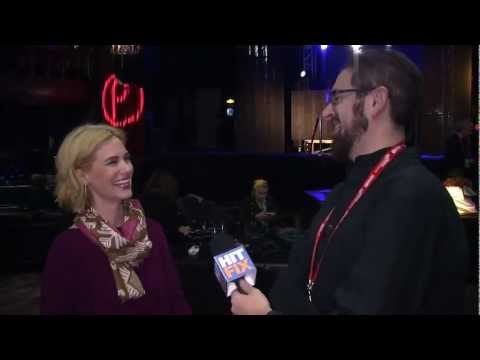 January Jones talks 'Mad Men' Season 6 at the 2013 Sundance Film Festival