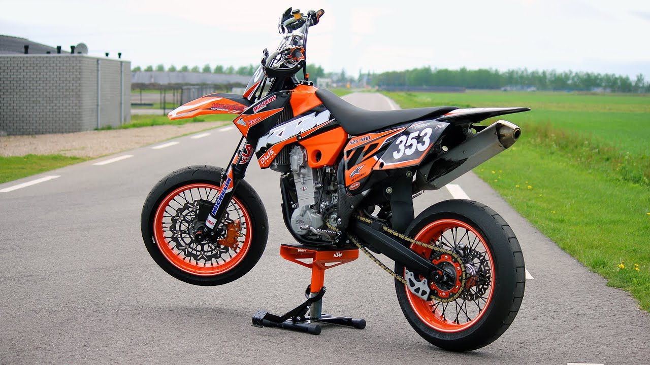 Supermoto Kit Ktm Ktm Exc525 Supermoto With Lots
