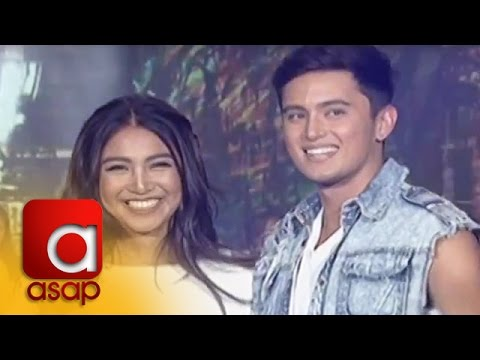 ASAP: JaDine performs Rihannas' We Found Love and  Chris Brown's Forever