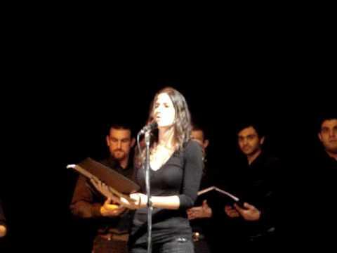 Cynthia Khoury (Fi Ahwi 3al Mafra2)