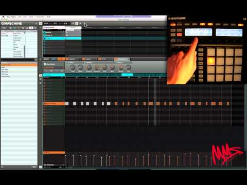 SEM : MASCHINE TUTORIAL 07: Adding Effects
