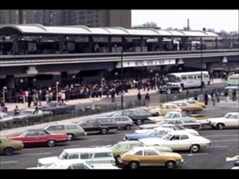 WMATA Metro Rail, Then & Now!