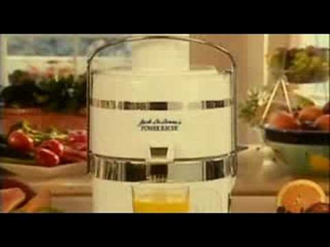 Hamlet 2 - Power Juicer Commercial