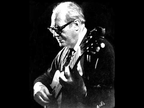 Andres Segovia - String Quartet nº 1 in E flat major
