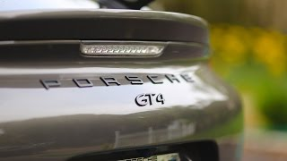 Porsche Cayman GT4 2016 review
