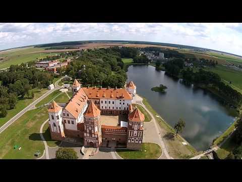 Belarus Mir castle / Беларусь Мирский замок