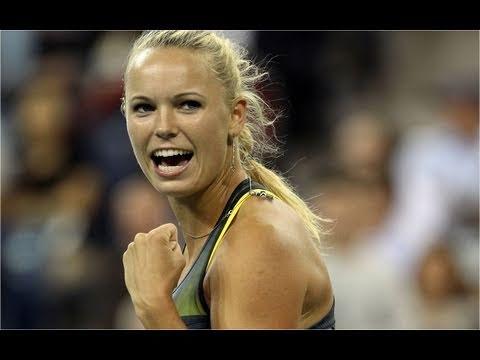 A Day in the Life of Caroline Wozniacki, the new WTA World No. 1!