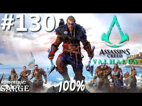 Zagrajmy w Assassin's Creed Valhalla PL (100%) odc. 130 - Córki Aegira