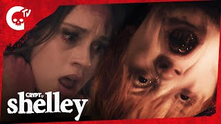 """SHELLEY   """"A Beautiful Friendship""""   S1E3   Scary Horror Series   Crypt TV"""