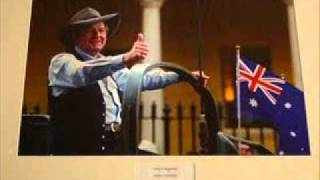 Watch Slim Dusty Whos Riding Old Harlequin Now video