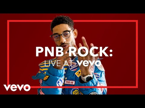 PNB Rock - Catch These Vibes (Live at Vevo)