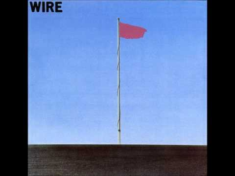 Wire - Brazil Pink Flag