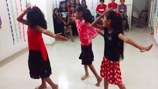maiya yashoda  dance steps