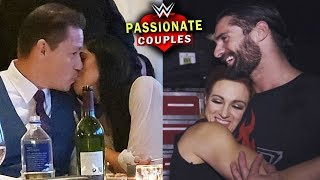 10 Most Passionate WWE Couples 2019 - Seth Rollins & Becky Lynch, Corey Graves & Carmella