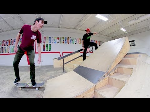 The Skateboard ULTRA RAMP! / You Must Skate It!