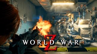 WORLD WAR Z Gameplay German - Tokyo Zombie Drift