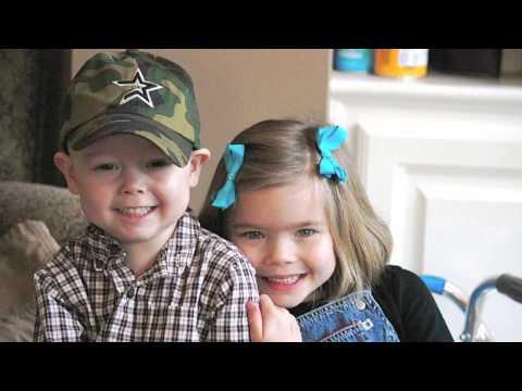 Grant's Cancer Survival Story: Beating Acute Lymphoblastic Leukemia
