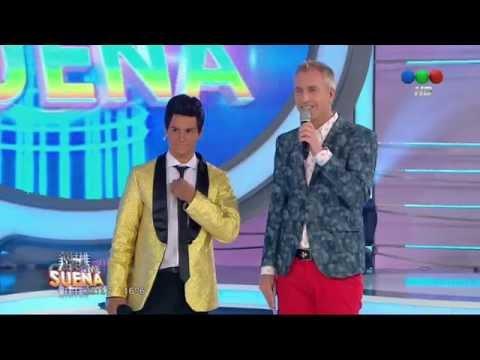 Augusto Schuster es Bruno Mars Tu Cara me Suena 2014 HD