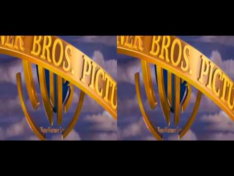 The NEW WB/New Line Cinema Logo 3D