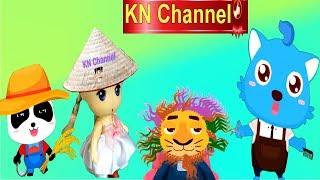 Trò chơi KN Channel BÉ CHỌN NGHỀ NÀO KHI LỚN LÊN tập 2 | GIÁO DỤC MẦM NON