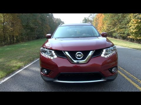 2014 Nissan Rogue Sneak Peek Review