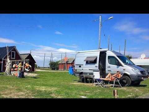 Teil 2  Sprinter4x4: Wir reisen mit unserem Allrad-Camper-Van durch Schweden.