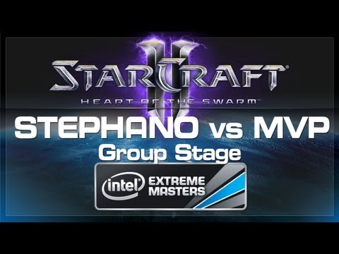 Stephano vs MVP (Group D) - IEM World Championship 2013