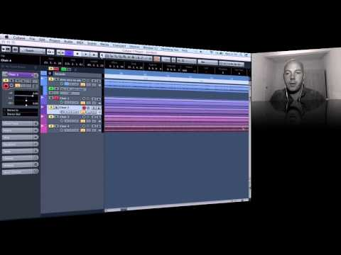 Sound Design using Cubase - Infinite Sustain FX
