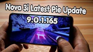 Huawei Nova 3i Pie Update - 9.0.1.165