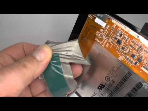 Nexus 7 Repair -  LCD  &  Digitizer Replacement | Disassembly + Assembly