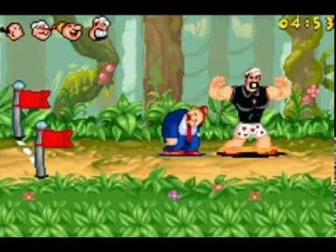 Misc Cartoons - Popeye The Sailor Man Theme