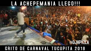 HENRY PULVET DJHP - GRITO DE CARNAVAL TUCUPITA 2018!!! #LaAchepeManiaLlego