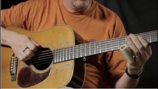 New Gear: Pre War Guitars Model HD Acoustic Guitar