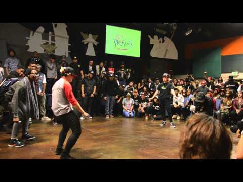 Jaja aka Lady Tight Eyez vs Gurl Maddhulk/Girl Option | Realm 2014