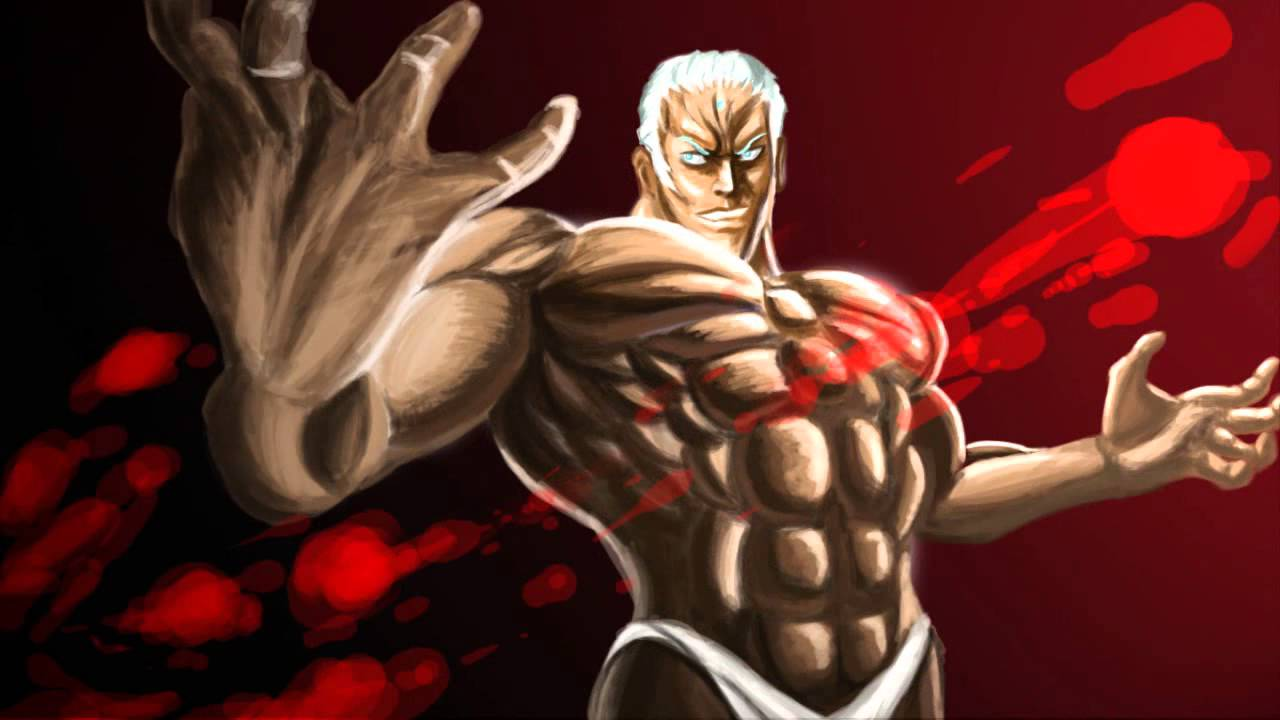 Urien Street Fighter Street Fighter III 2nd Impact