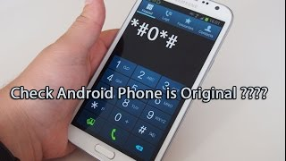 How To check Samsung phone is original