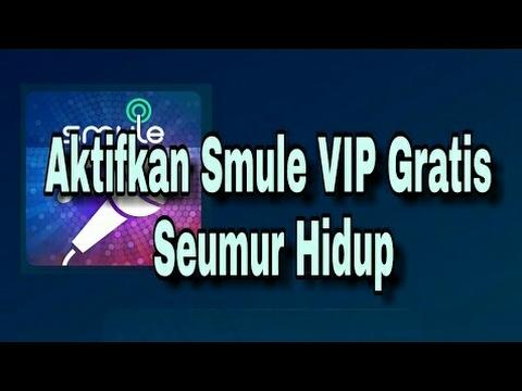 TUTORIAL CARA MENDAPATAKAN AKSES AKUN  VIP APLIKASI SMULE GRATIS TANPA ROOT TERBARU 2017