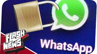 Whatsapp endlich sicherer I NSA darf weiter mithören I Spanien stärkt Palästina
