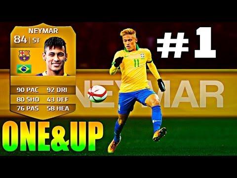 FIFA 14 1&UP | NEYMAR | [#1]
