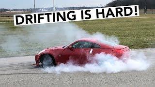 Is A Stock 350Z A Good Drift Car?
