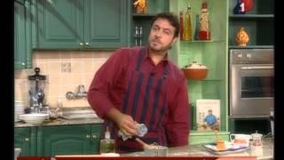مطبخ سى السيد| طريقة عمل نواصل بالفراخ على الطريقة التونسية مع الشيف اسامة السيد